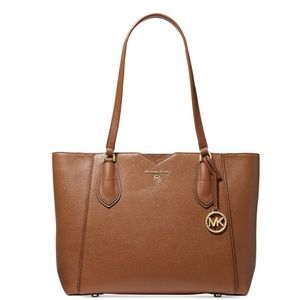 ✨ Michael Kors Mae Medium tote luggage brown